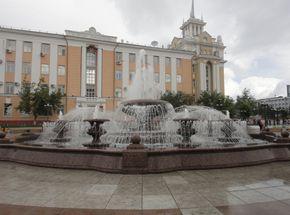 俄罗斯乌兰乌德芭蕾舞剧院