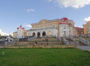 俄罗斯乌兰乌德歌剧院