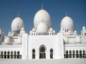 谢赫阿布扎比清真寺