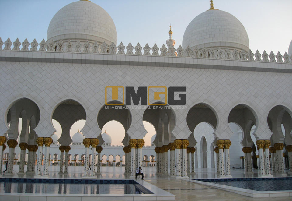 Sheikh Zayed Bin Sultan Al Nahyan Grand Mosque