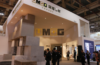 UMGG Participated in China Xiamen International Stone Fair 2014