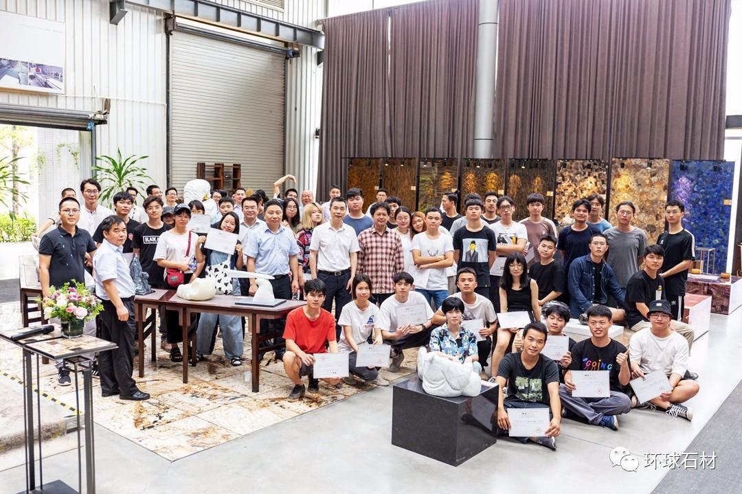 第三届广州美术学院&环球亚博app官方下载苹果创作实习结业啦!